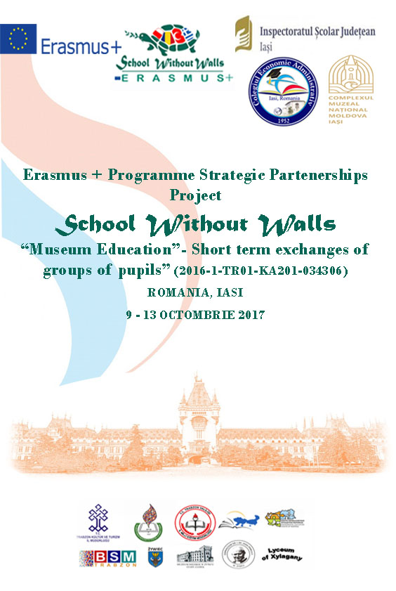 "Proiectul ""School Without Walls"""