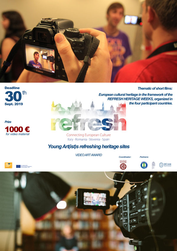REFRESH Video Art Award